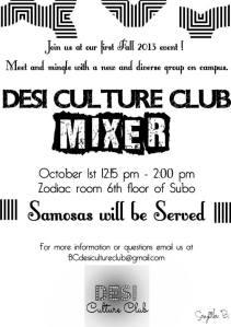 DCC Mixer Flyer