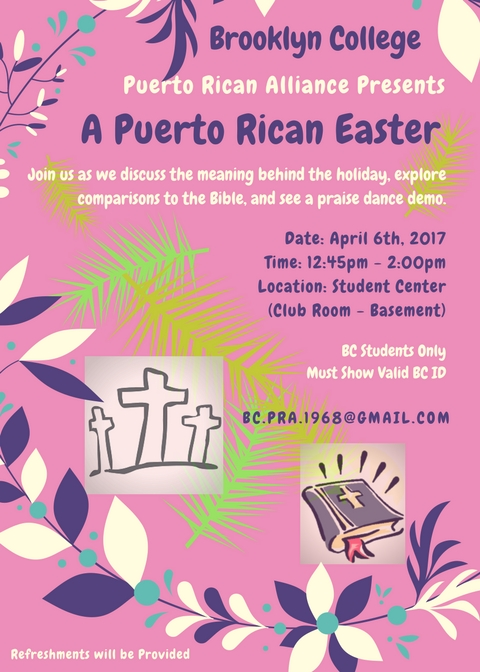 A Puerto Rican Easter